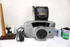 Máy ảnh film Canon Autoboy J – BH 1 tháng