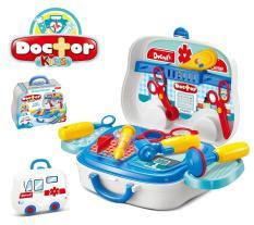 Bộ đồ chơi bác sỹ cho bé 008-918A – đồ chơi trẻ em, đồ chơi y tế, đồ chơi bác sĩ, đồ chơi nhập vai