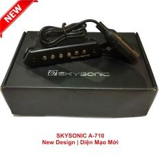Bộ Thu Âm – Pickup Guitar Acoustic Skysonic A-710