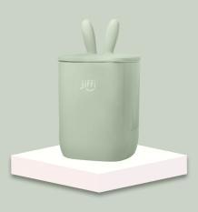 Máy hâm sữa không dây di động cầm tay Jiffi T5-18B Phiên bản 3.0 tích hợp pin sạc bảo hành 6 tháng