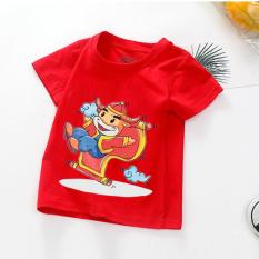 Áo tết cho bé trai, bé gái | (6kg – 16kg) | đồ tết cho bé trai, bé gái 2021| quần áo trẻ em tết Tân Sửu | áo thun tết | CITYMEN