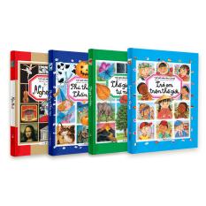 Cá Chép – Combo 4 cuốn Thế giới hình ảnh cho bé