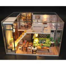 Bộ mô hình lắp ghép DIY – Biệt Thự