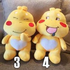 Gấu Bông Sticker Qoobee Cao Cấp Siêu Dễ Thương Size 25 – 35 – 50 cm