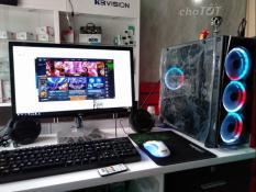 Bộ Máy Tính Chơi Game-Live Stream LOL ,CHƠI PUBG PC, FIFA 4 ,PUBG MOBILE, CF core i5 Ram 8GB