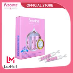 Fysoline (5 ống) Nước muối sinh lý Pháp – Vệ sinh mắt, mũi, miệng cho bé