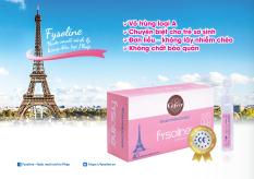 Fysoline – Nước muối sinh lý Đẳng trương Pháp 40 ốngx 5ml – Vệ sinh mắt, mũi, miệng cho bé