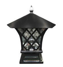Đèn trụ cổng năng lượng mặt trời L4J (3W)