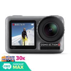 Máy quay thể thao DJI OSMO ACTION 4K Camera – Bảo hành 12 tháng