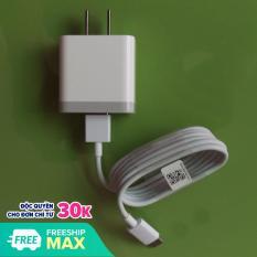 Bộ sạc nhanh Xiaomi Quick Charge 3.0 dung cho xiaomi MI A1;MAX 2;MIX;MI MIX 2;MI NOTE 2;MI NOTE 3;MI 6;REDMI PRO 2;REDMI PRO;MI4C;MI5;MI5S PLUS;MI5S [ Trắng ] – Củ sạc nhanh Xiaomi và cáp type C