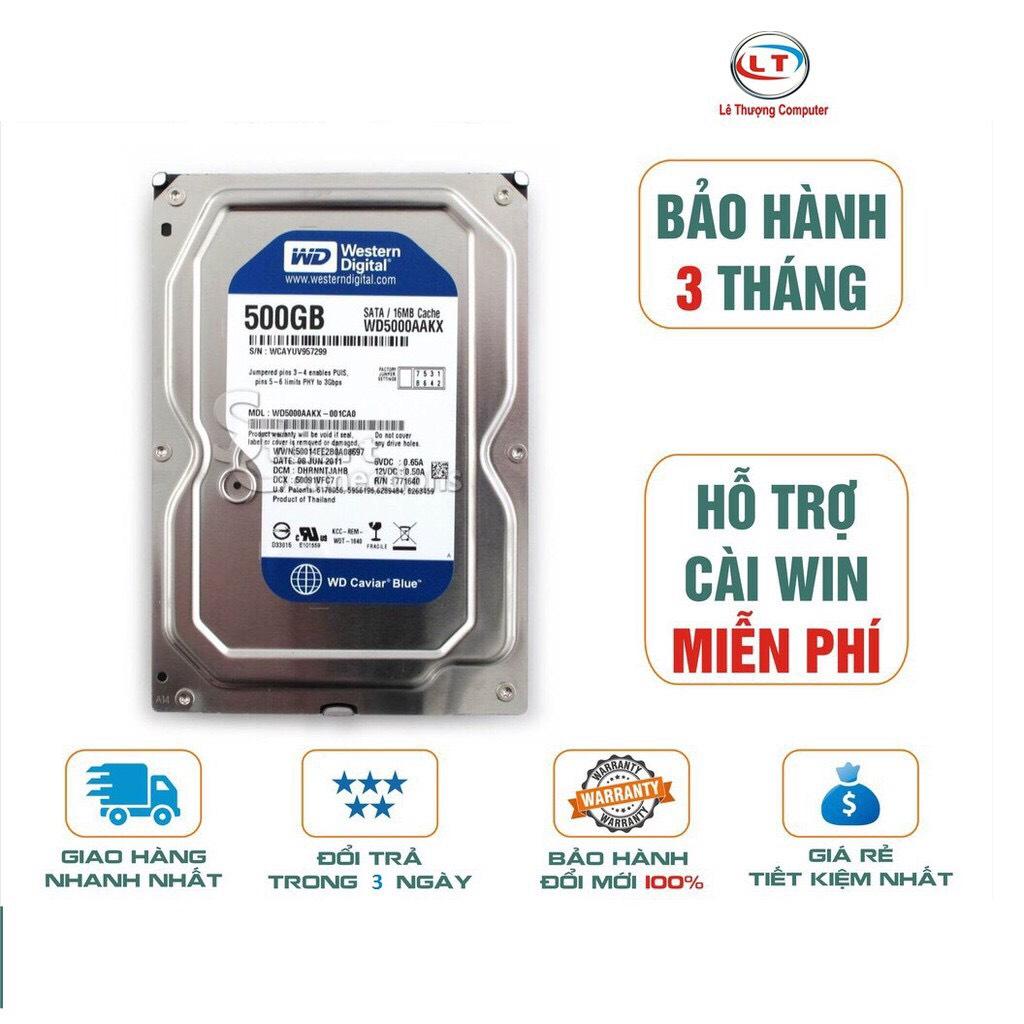 ổ cứng máy tính để bàn 80Gb - 500Gb Tốt bóc case