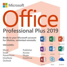 Office 2019 Professional 32/64 Bit active key