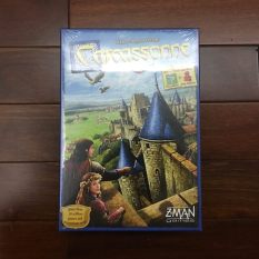 Board Game pháo đài Carcassonne