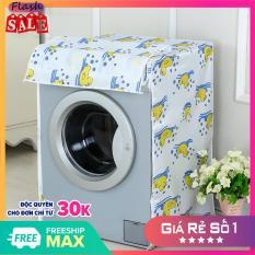 [HÀNG TỐT] Vỏ Bọc máy giặt cửa ngang loại to máy từ 7kg đến 9kg loại dày độ bền cao- Vỏ bọc máy giặt cửa đứng cửa ngang
