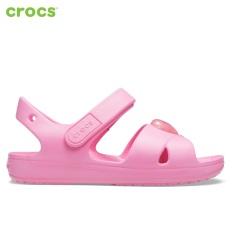 CROCS Giày Sandals Bé Gái Classic Cross Strap 206245
