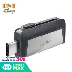 USB OTG SanDisk Ultra Dual Type-C 3.1 32GB 150MB/s (SDDDC2-032G-A46)