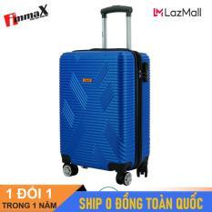 [ MIỄN PHÍ SHIP] Vali nhựa size ký gửi hành lý 24inch immaX X11/ Vali du lịch size 24inch ký gửi hành lý