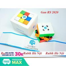 Rubik 3x3x3 GAN 356 RS 2020 Thường/Có Nam Châm