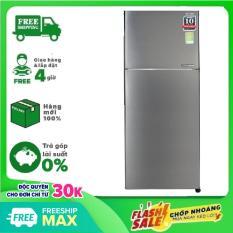 TRẢ GÓP 0% – Tủ lạnh Sharp SJ-X281E-SL 271 lít Inverter – Bảo hành 12 tháng
