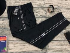 [Hàng xịn] Quần Dài VNXK – Thun tốt xịn – Túi Zip quần học sinh thể dục thể thao đá banh 2 sọc