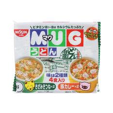 Mì Mug Nissin Nhật Bản ăn dặm cho bé
