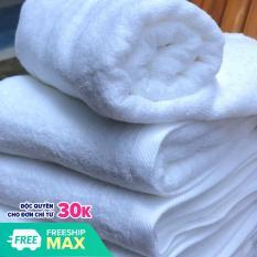 Khăn tắm 100% cotton cao cấp 40×80 ( 120gr), hàng Việt Nam xuất khẩu, khăn dày và mềm mịn