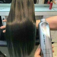 Kem Ủ tóc phục hồi tơ tằm, mềm mượt tóc Fakeshu (Khối lượng 618ml)