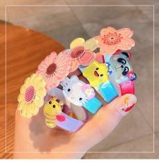 [Lấy mã giảm thêm 30%]Vòng tay dễ thương vừa thời trang vừa làm đồ chơi vui cho bé