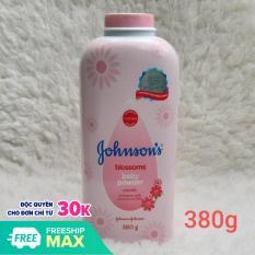 Phấn Thơm Baby Johnson Thái Lan 380g