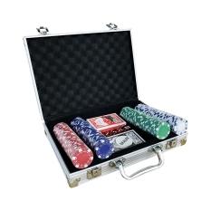 Bộ 500 Thẻ Bài Chơi Poker Chip Không Số Phỉnh Poker TomcityVN Hàng Cao Cấp Nhập Khẩu