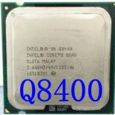 CPU Q8400 SỬ DỤNG MAIN G31, G41 TẶNG KEO TẢN NHIỆT