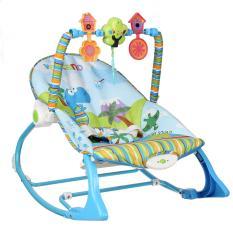 Ghế rung có treo đồ chơi cho bé