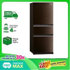 [Nhập mã EXCLUSIVE giảm thêm 10%] TRẢ GÓP 0% – Tủ lạnh Mitsubishi Electric Inverter 326 lít MR-CX41EJ-BRW-V – Bảo hành 12 tháng