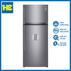 Tủ lạnh LG inverter 471 lít GN-D440PSA – Miễn phí vận chuyển & lắp đặt – Bảo hành chính hãng
