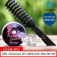 [BIGSALE 45%] Sáp vuốt tóc Apestomen Volcanic Clay Ver 3 Nắp nhôm