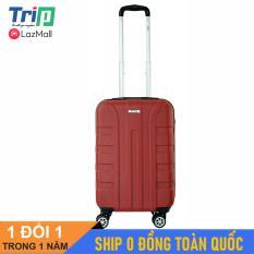 [Miễn phí ship] Vali TRIP P12 Size 20inch – Vali size xách tay lên cabin máy bay đựng từ 7kg đến 10kg hành lý