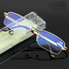 Kính viễn thị ,lão thị trung niên hợp kim titan cao cấp Nhật Bản mắt kính cực trong và sáng