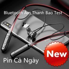 Tai Nghe Điện Thoại Tay Nghe Dien Thoai Bluetooth Strike Wireless Earbuds With Mic Tai Nghe Thể Thao Âm Thanh Siêu Bass Cam Kết Bảo Hành 1 Đổi 1