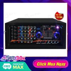 Ampli karaoke Amply 16 sò toshiba nhật bản nghe nhạc gia đình BLUETOOTH Cali.D&Y PRO-939 – 10 cần Equalizer ( Tặng 2 chống lăn micro )