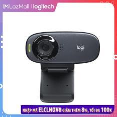 [Nhập ELCLNOV8 giảm thêm 8%]Webcam HD Logitech C310 (Đen)