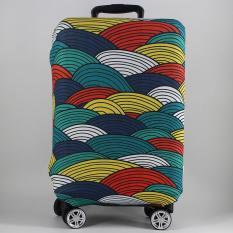 Áo bọc vali vải thun co giãn 4 chiều Zooyoo H80