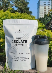 Whey Protein Isolate 90% Protein Lactoprot – Sữa tăng cơ giảm mỡ Whey Isolate Whey Concentrate