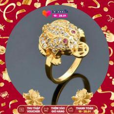 Nhẫn Nữ NU028 Trang sức nữ cao cấp, Phụ kiện nữ bền màu sản phẩm được bảo hành trọn đời.