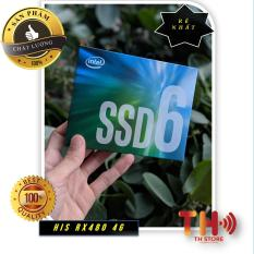 SSD Intel Seri 6 660p 512Gb Chuẩn NVME tốc độ 1800Mb/s