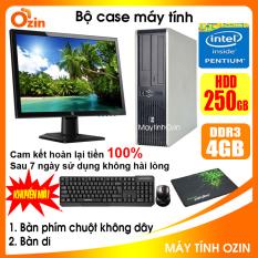 Bộ case máy tính Fujitsu / HP CPU Dual Core E5xxx / Core i3-2100 / Ram 4GB / HDD 250GB-500GB / SSD 120GB-240GB + Màn hình + [QUÀ TẶNG] – OZ