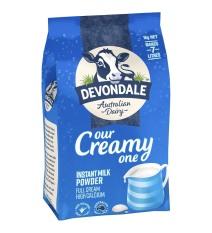 Sữa Bột Full Cream Devondale Túi 1Kg (HSD 11/2021)