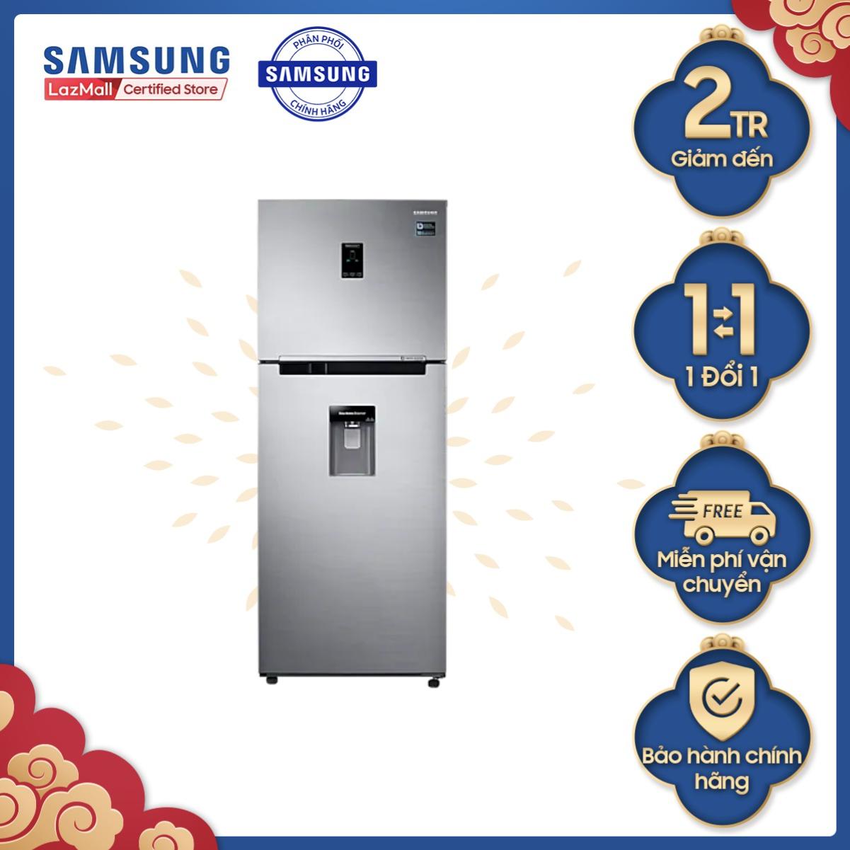 Tủ lạnh Samsung hai cửa Twin Cooling Plus 375L (RT35K5982S8)