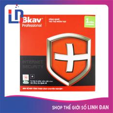 Phần mềm diệt virus BKAV PRO 1 năm [ Shop Thế Giới Số Linh Đan ]