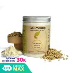 Bột cám gạo làm đẹp siêu mịn GU-Young – Chăm chút cho sức hút làn da (Hũ 250g)