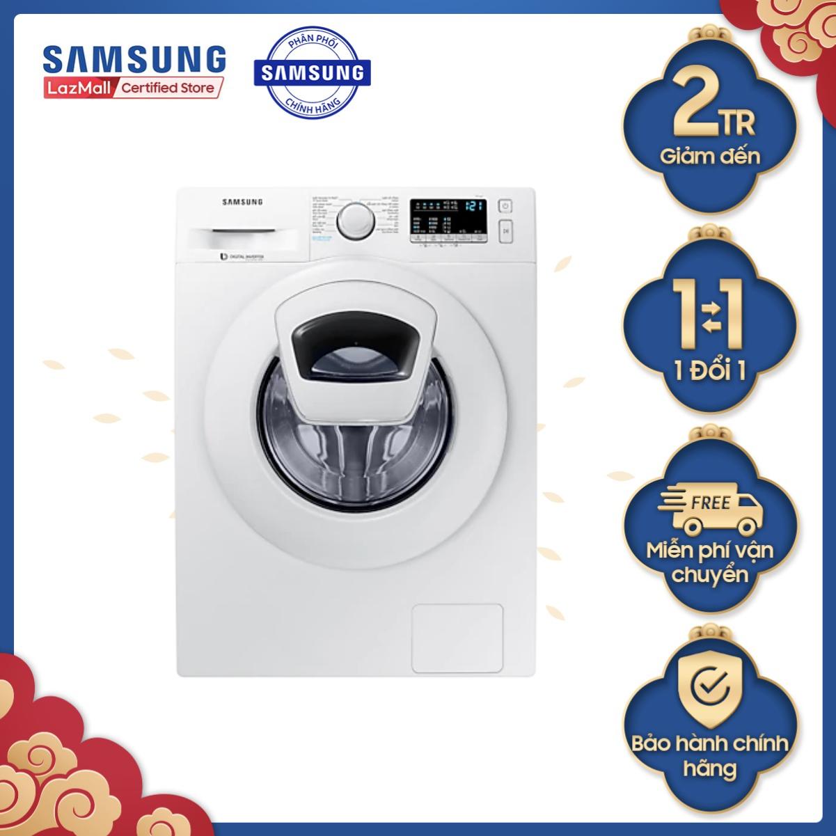 Máy giặt Samsung cửa trước AddWash 9kg (WW90K44G0YW)